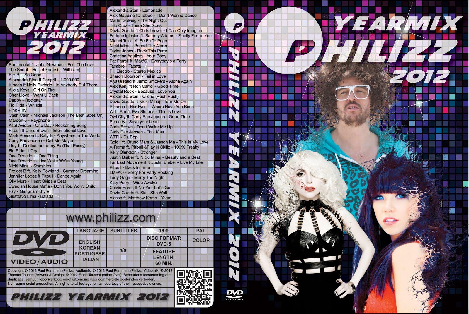 Philizz - Video Yearmix 2012
