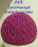 OYS Sytomyssyjä Ystävänpäiväksi 2013