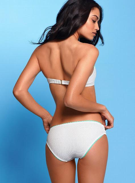 Shanina Shaik Hot In Bikini