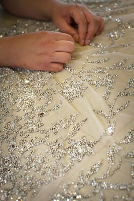 Ralph & Russo 230 000 £ Swarovski Crystal Gown at Harrods