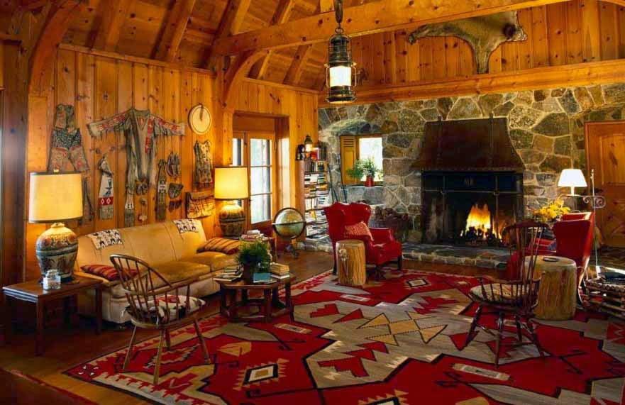 desain ruang keluarga gaya klasik berkelas ala eropa 2014