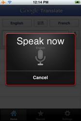 Google Translate iPhone app debuts