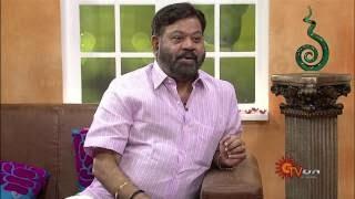 Virundhinar Pakkam – Director P.Vasu – Sun TV Show 01-11-2013