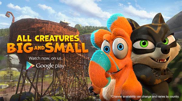 Xem phim Con Thuyền Cứu Thế All Creatures Big And Small (2015) - Hình 1