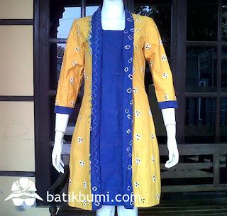 batik jumputan asli