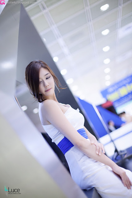 4 Kim Ha Yul - World IT Show 2012-very cute asian girl-girlcute4u.blogspot.com