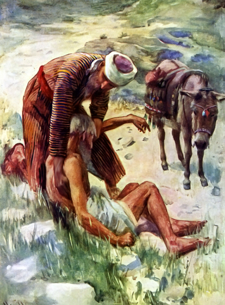the good samaritan Find and save ideas about good samaritan on pinterest | see more ideas about good samaritan craft, good samaritan parable and the parable.
