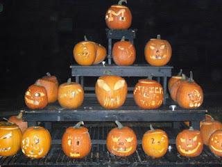 My Little Part of Heaven: Greenfield Village, Halloween-Trick or ...