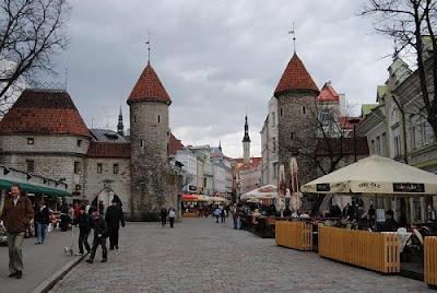 Estonia turismo en Tallín