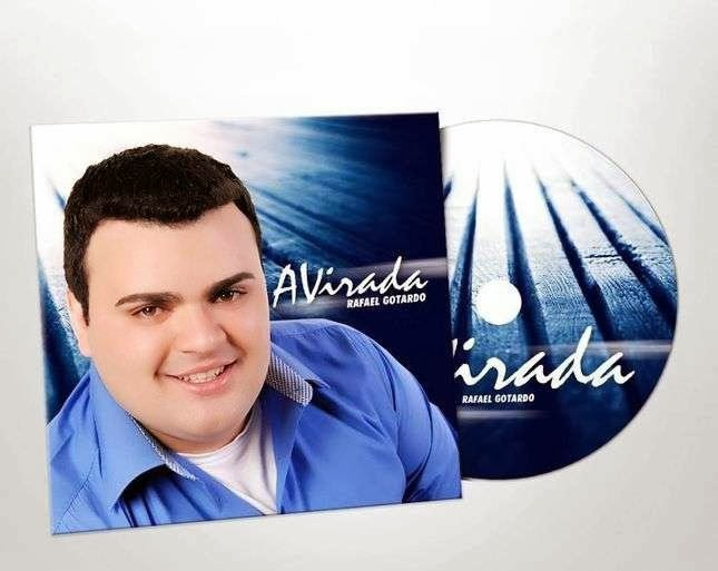 Capa do Album A Virada