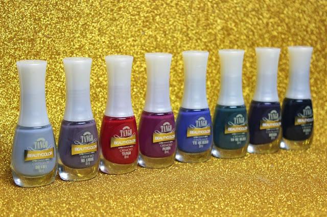 tango, coleção, esmalte, beauty color, inverno, outono, lançamento, novidade, fashion mimi, produtos recebidos, vídeo, swatches