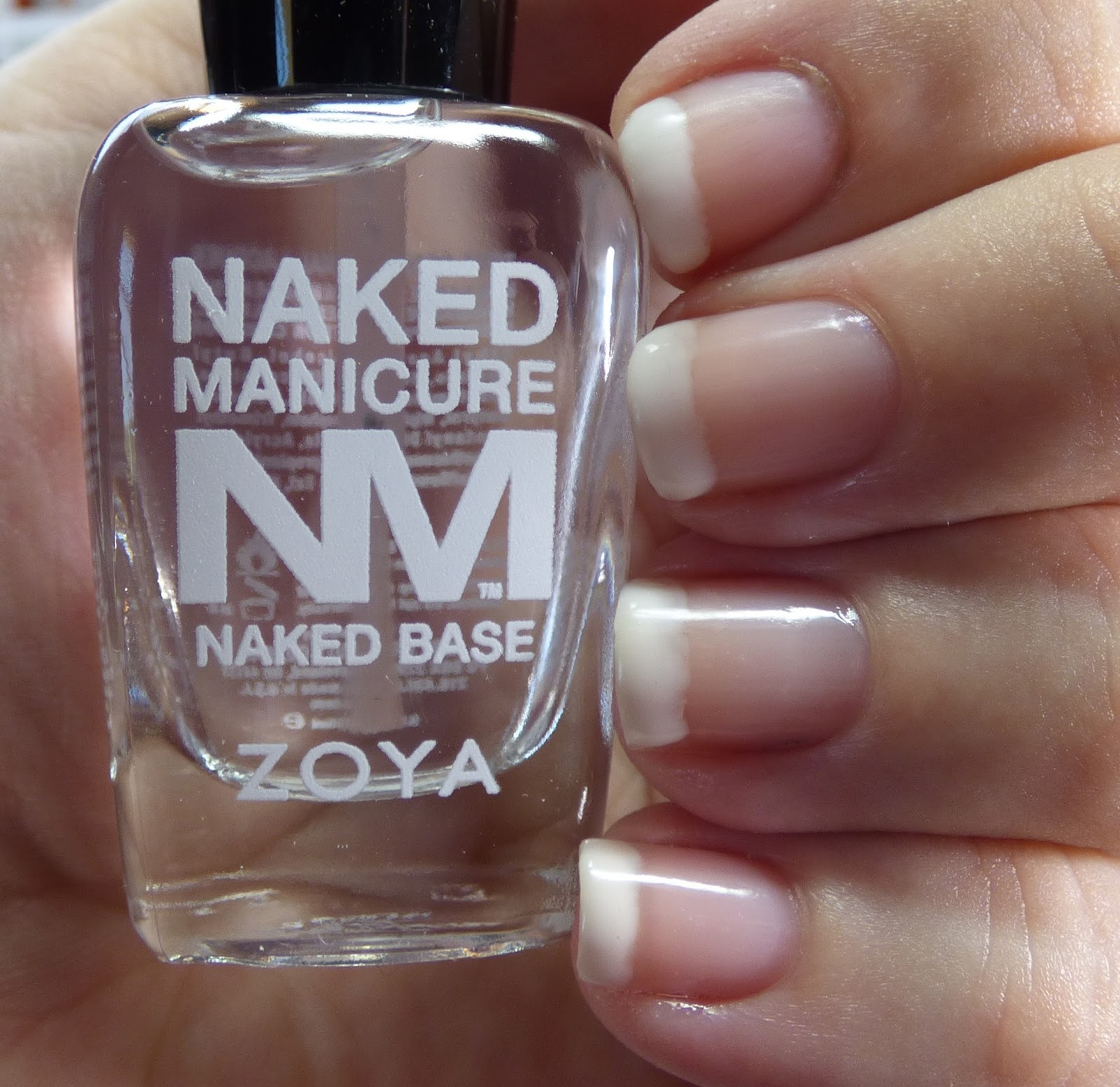 Polished Nails And Dragon Scales: Zoya Naked Manicure