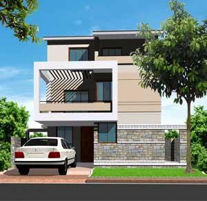Home Design Exterior » Modern Home Designs