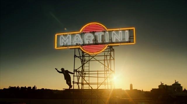 Neón de Martini