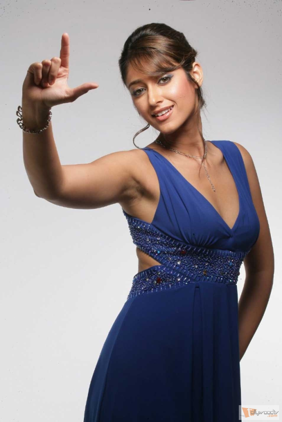 Ileana Spicy In Blue 