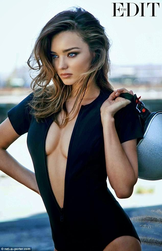 Miranda Kerr - Hot Photoshoot For The Edit Magazine (June 2014)