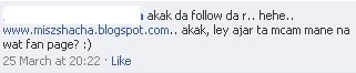 Tutorial, Facebook, Blog, Facebook Fan Page, Fan Page, Tutorial Facebook FanPage, Cara nak Buat Fan Page Facebook