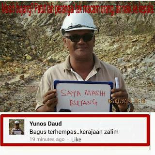 makjemah Rosmah Lawat Mangsa Banjir di Gua Musang MakJemah com