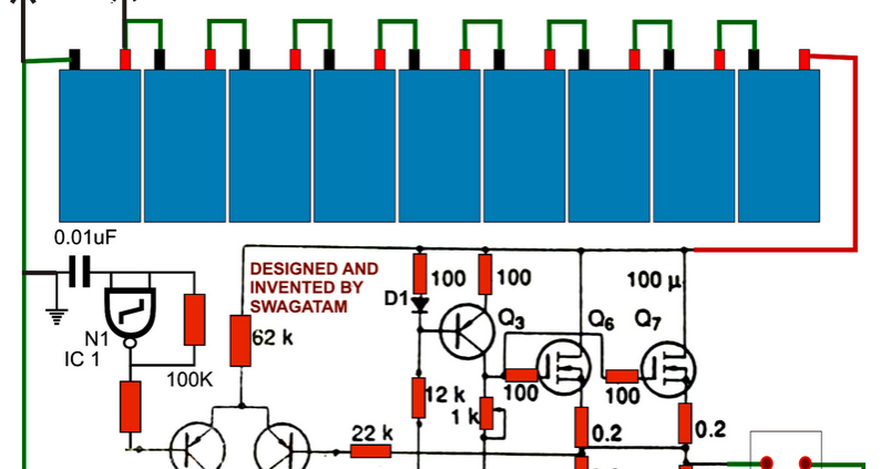 100 watt inverter project report pdf
