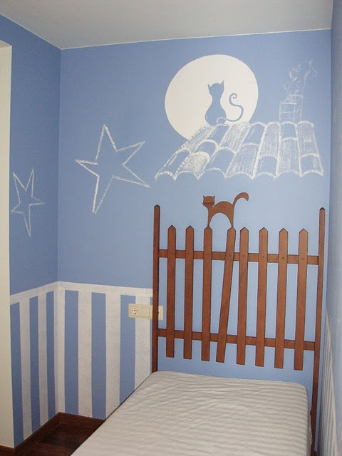 Manualidades decoraci n pintura diciembre 2011 - Ideas decoracion habitacion infantil ...