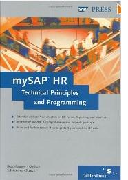 mySAP HR: Technical Principles and Programming (2nd Edition)