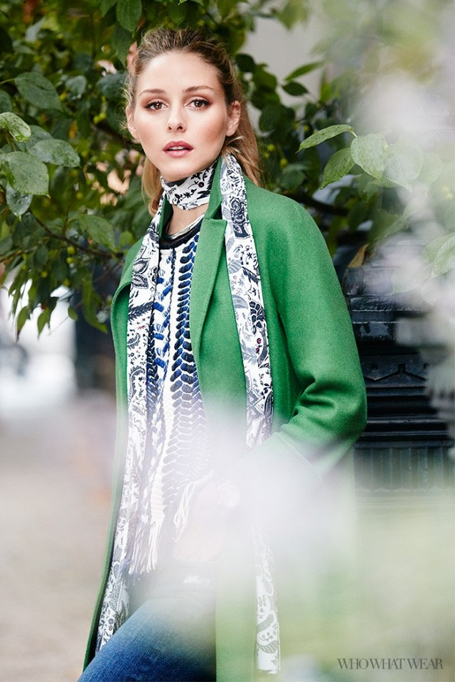 The Olivia Palermo Lookbook Olivia Palermo Is Who What Wear Celebrity Street Style Star Of The