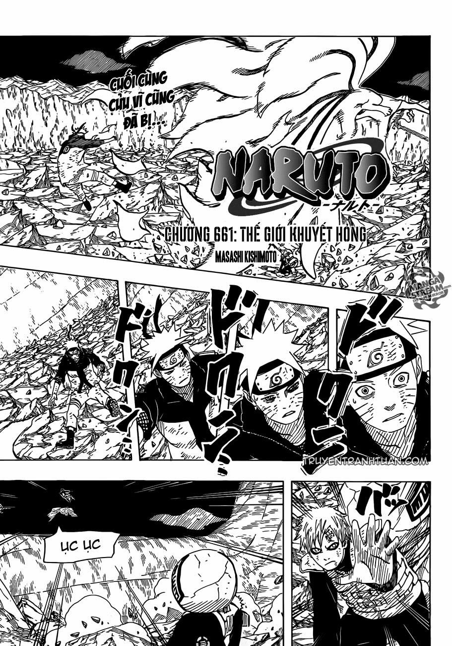 Naruto - Chapter 661 - Pic 1