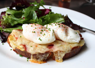 You Can Count on Monte Cristo Benedict for Mother's Day Brunch
