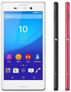 Sony Xperia M4 Aqua Smartphone Android Harga Rp 3 Jutaan