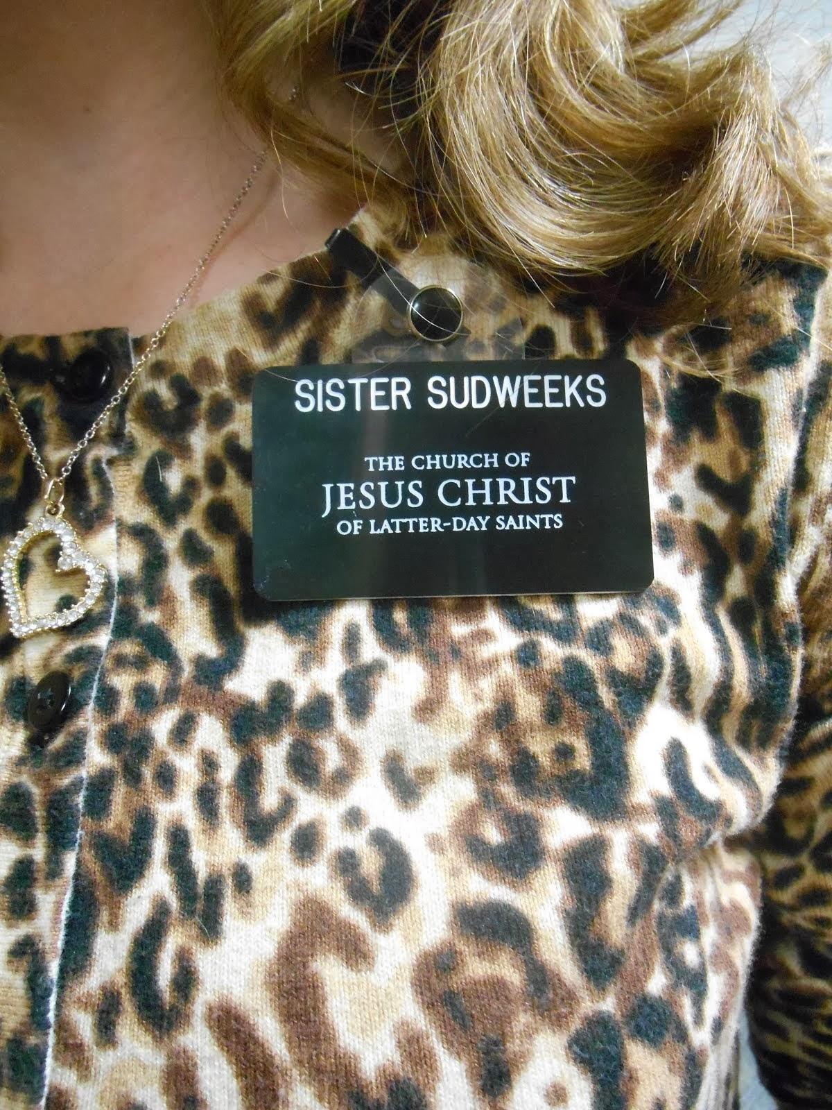 Sister Sudweeks