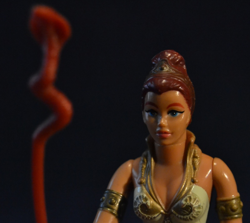 Action Figure Adventures: Teela - Masters of the Universe