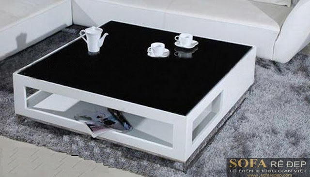 Bàn sofa gỗ BS007