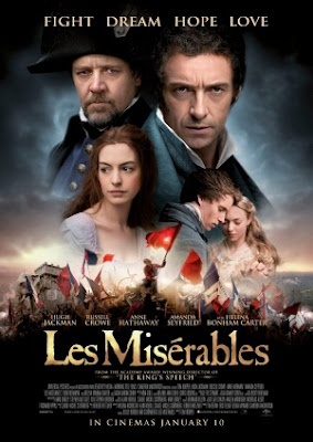 Filme Poster Os Miseráveis DVDSCR XviD & RMVB Legendado