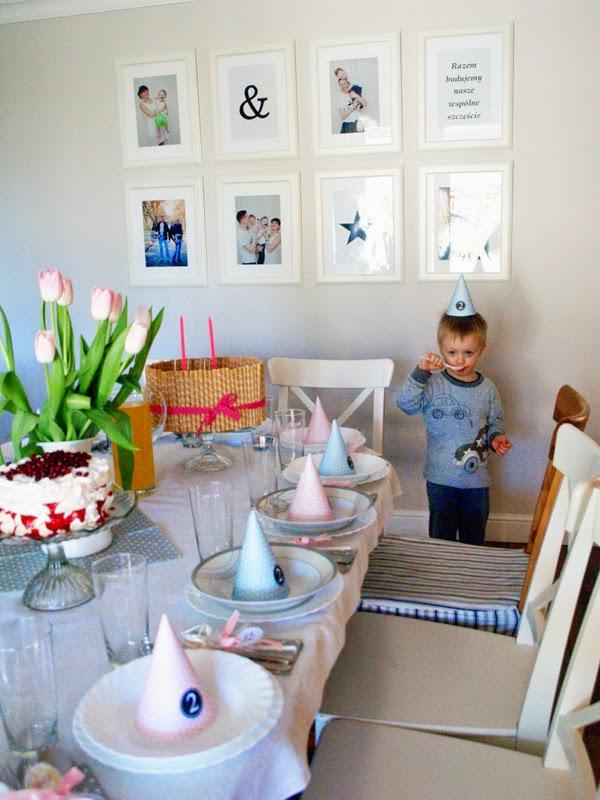 Zapraszamy Do Stołu 2 Urodziny Dziewczynki Pomysły Na Dekoracje
