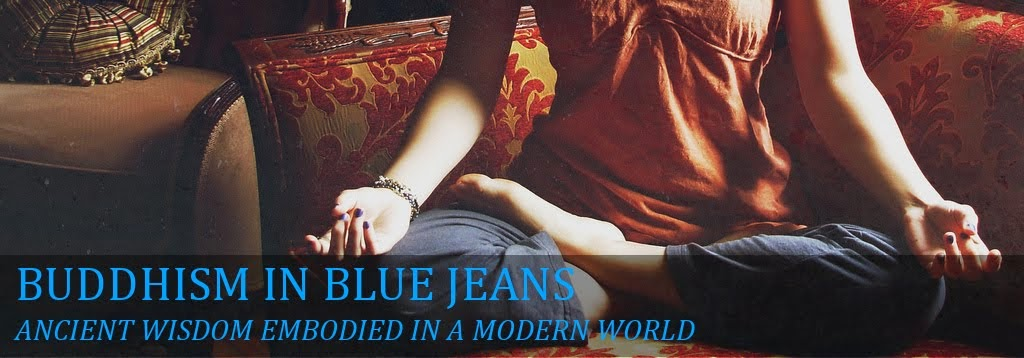 Buddhism in Blue Jeans