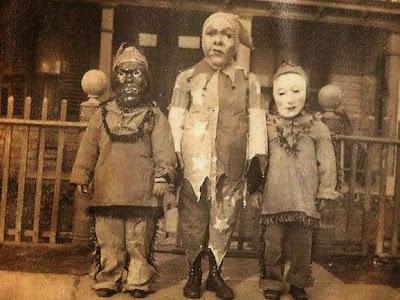 Halloween de Antigamente