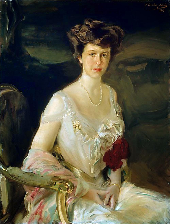 Joaquín Sorolla Bastida, Mrs. Winthrop W. Aldrich, Pintor Valenciano,Retratista español, Joaquín Sorolla, Pintura española