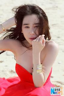 Beauty Actress Jiang Xinyu