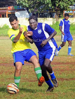 IM Vijayan-Kannur, Football