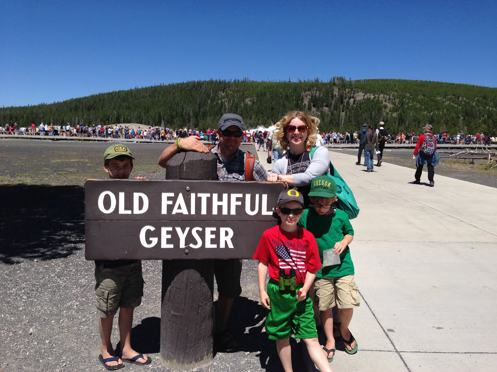 Yellowstone Summer 2014