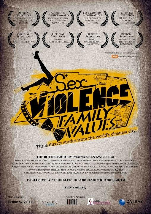 Ver Sex Violence FamilyValues (2013) Online