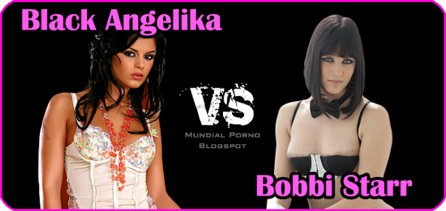 Black Angelika vs Bobbi Starr