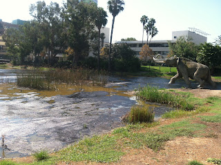 Travel: A visit to the La Brea Tar Pits in Los Angeles