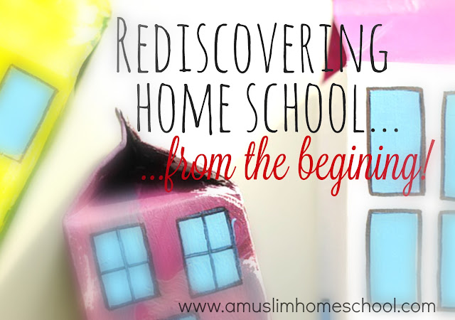 Rediscovering home school