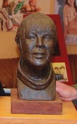 Escultura de Pilar Cabot