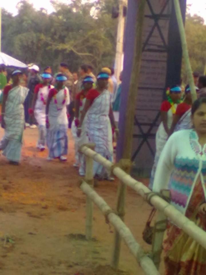 Sishu Kishore Utsab begins in Kushmandi Dakshin Dinajpur
