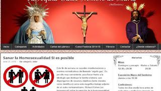 """Archivan la denuncia contra el párroco denunciado por defender """"sanar la homosexualidad"""""""