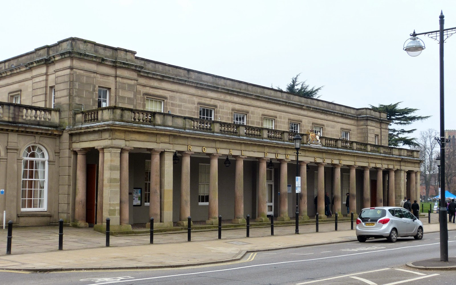 The Royal Pump Room, Leamington Spa