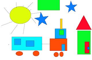 Dibujos de Figuras Geometricas