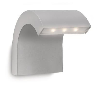 Ledino Yuvarlak Tek Yönlü LED Duvar Lambası